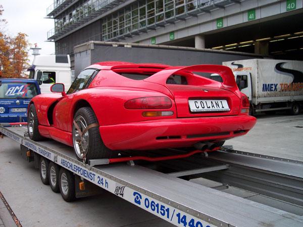 Transport Designer-Fahrzeuge