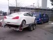 Transport von Test-, Sport-, Renn-, Fahrzeuge