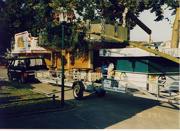 Kerwebaum-Transport